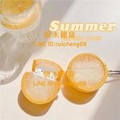 檸檬AirPods1/2代耳機套蘋果pro3硅膠軟保護殼【雲木雜貨】