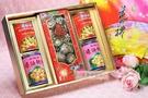 一定要幸福哦~特選香菇鮑魚罐頭禮盒~-男方訂婚12禮、結婚用品、六禮、十二禮