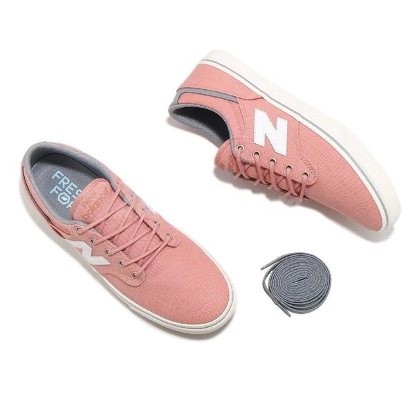 New Balance 休閒鞋 331 NB 粉紅 灰 白 男鞋 帆布鞋 基本款 紐巴倫【ACS】 AM331SMND