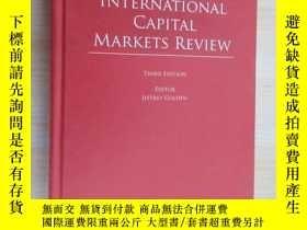 二手書博民逛書店英文書罕見THE INTERNATIONAL CAPITAL MARKETS REVIEW 共476頁Y159