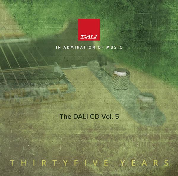 停看聽音響唱片】【CD】The DALI CD Vol. 5   最新2018德國慕尼黑音響展 最佳示範測試片