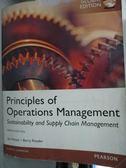 【書寶二手書T9/大學商學_ZBO】Principles Of Operations Management9/e_Jay