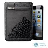 #TP 俬品創意 - 設計款紙革鱷魚紋iPad Mini保護套