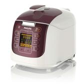 飛利浦 電子智慧萬用鍋(晶豔紫) HD2179 《送健康美味食譜》