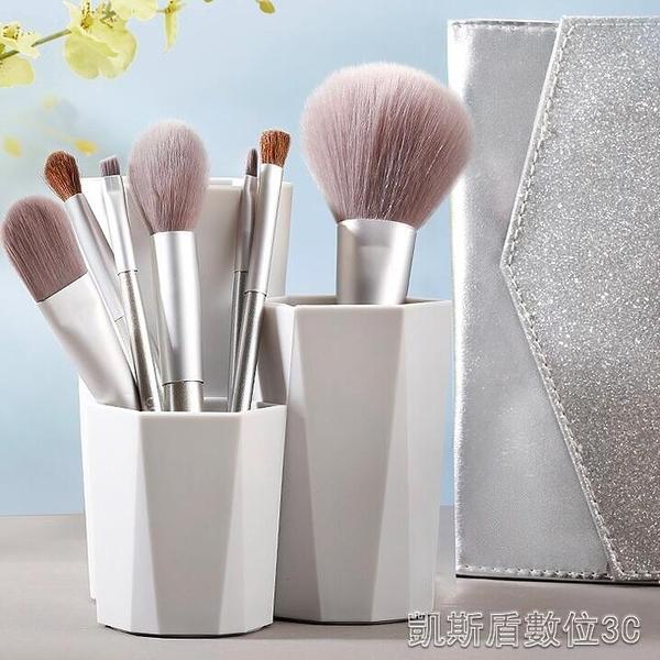 化妝刷套裝眼影刷散粉刷粉底刷腮紅刷美妝刷全套刷子化妝工具 新年優惠
