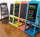 店長推薦▶兒童畫板雙面磁性可升降實木支架式畫架寶寶寫字板白板早教小黑板