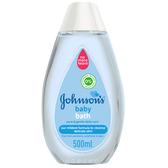 Johnsons 嬌生 嬰兒溫和沐浴露 500ml 沐浴乳 8528 好娃娃
