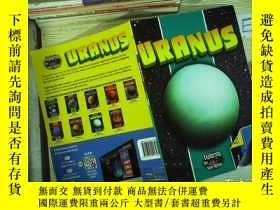 二手書博民逛書店URANUS罕見天王星Y180897