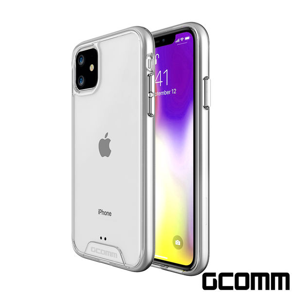GCOMM iPhone 11 Pro 晶透軍規防摔殼 Crystal Fusion