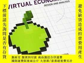 二手書博民逛書店Virtual罕見EconomiesY256260 Vili Lehdonvirta Mit Press 出