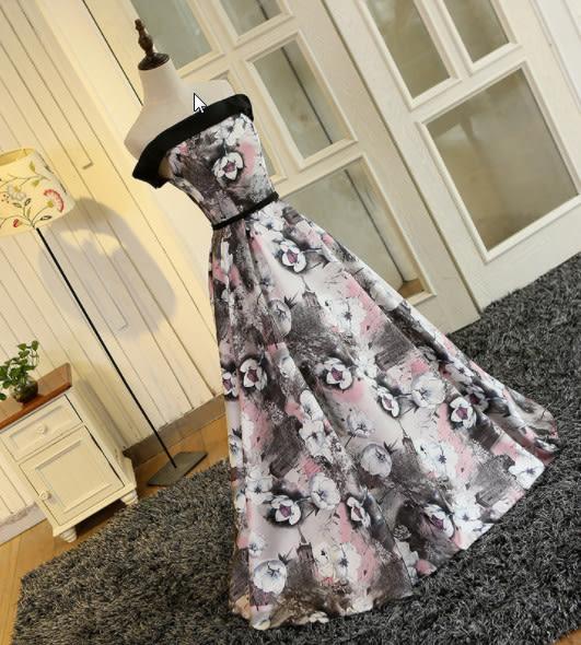 (45 Design)  訂做7天到貨 韓風婚紗禮服 晚宴 顯瘦性感晚宴結婚禮服婚紗 高級訂製服28
