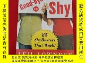 二手書博民逛書店GOOD-BYE罕見to SHYY179070 GOOD-BYE to SHY GOOD-BYE to SHY