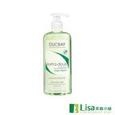 Ducray護蕾溫和保濕洗髮精(基礎型)400ml 贈體驗品 適合染、燙髮後的護色、保濕