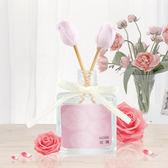 【Paris Fragrance巴黎香氛】mini經典玫瑰室內擴香瓶8ML