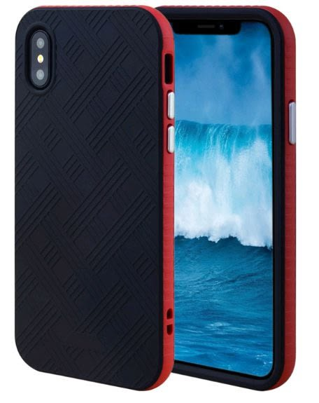 [24H 台灣現貨] 蘋果 iphone 6/6s/7/8 plus ix 磨砂 撞色 防摔 格紋 手機殼 軟殼 保護套