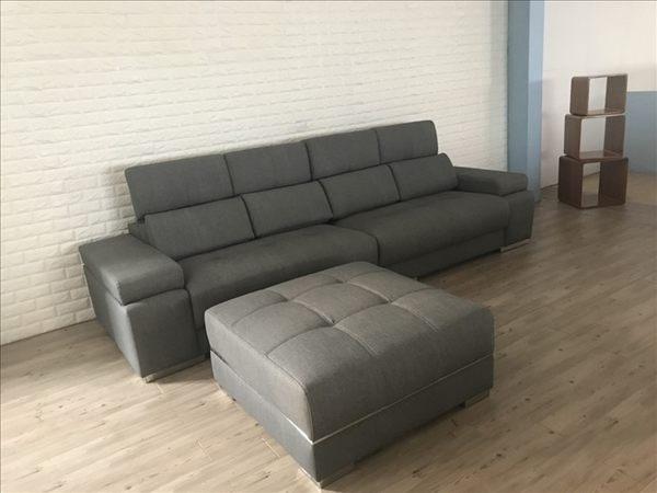 【石川傢居】SA-71 菲利浦L型布沙發 含腳椅 收納扶手 頭枕可調整 台灣製造 可改色 可定尺寸