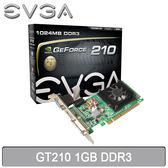 【免運費】EVGA 艾維克 GT210 1GB DDR3 顯示卡 01G-P3-1312-LR