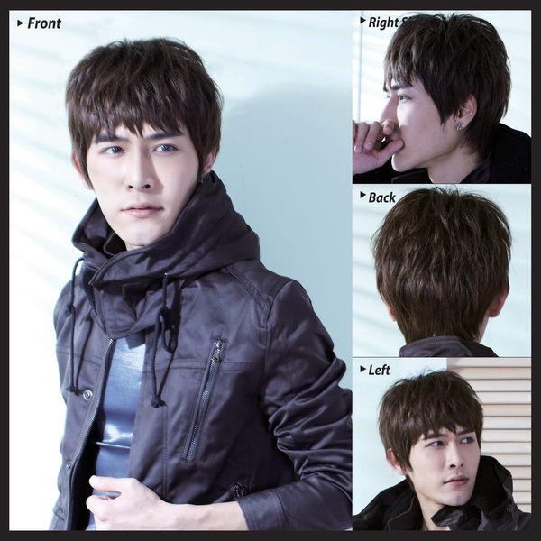 MFH韓系男生假髮◆BIGBANG新視覺假髮【S001028】*韓國髮型/男假髮男用假髮/新年PARTY髮型