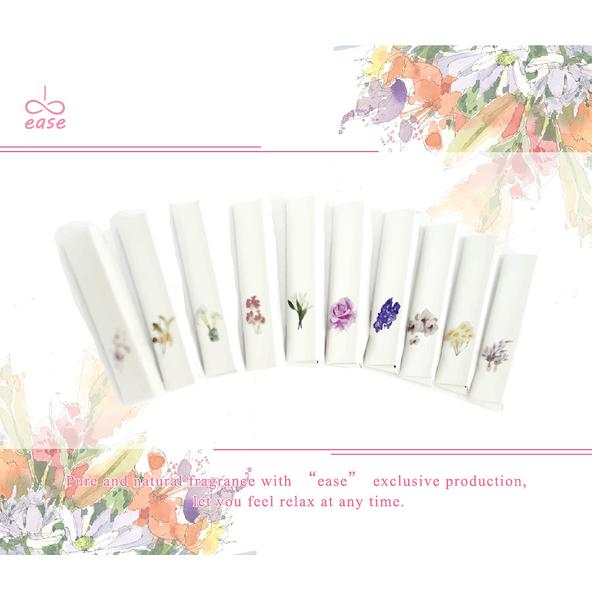 【ease】悠閒時光系列 9款 花香調線香