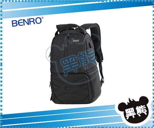 黑熊館 Benro 百諾 吉諾Journo-400N 雙肩攝影背包 1機身/2鏡頭/1閃光燈 勝興公司貨