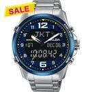 ALBA 雅柏 W兩個世界雙顯限量手錶-...