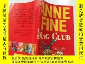 二手書博民逛書店Nag罕見Club;馬俱樂部Y200392
