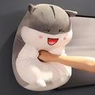 倉鼠抱枕玩偶公仔女生睡覺床上超軟可愛抱睡布娃娃毛絨玩具禮物男 「青木鋪子」