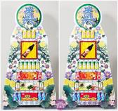 【大堂人本】JY24- 七層玻璃飲品、綜合食品罐頭塔(2入)