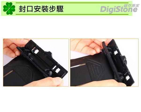 DigiStone 手機防水袋/保護套/手機套/可觸控(溫度計型)通用6吋以下手機-果凍紅色 (含溫度計)x1