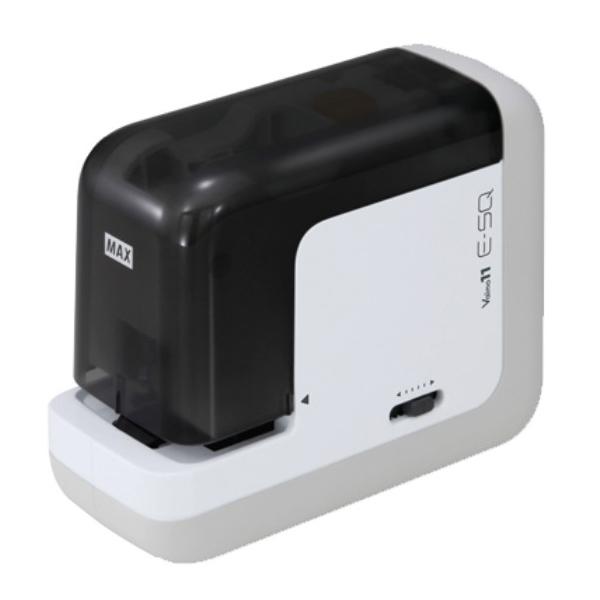 【奇奇文具】【買一送十】MAX BH-11F攜帶型電動釘書機 送 MAX 11-1M 11號釘書針(1000支*10盒)