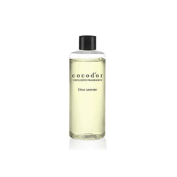 cocodor 室內擴香瓶補充瓶#薰衣草Citrus Lavender 200ml