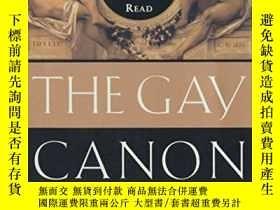 二手書博民逛書店The罕見Gay CanonY256260 Robert Drake Anchor 出版1998