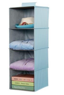 衣櫃收納掛袋懸掛式衣物收納袋衣櫥內衣多層抽屜盒布藝收納盒