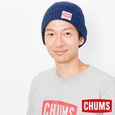 CHUMS 日本 HWYC 風格棉帽 霧深藍 CH051093N018