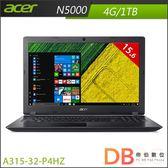 acer A315-32-P4HZ 15.6吋 N5000 HD筆電 黑色(6期0利率)-送TESCOM mini負離子吹風機