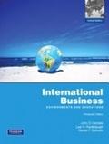 二手書博民逛書店 《International Business 13/e》 R2Y ISBN:0135119952│JohnDaniels