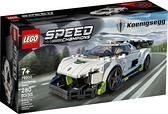 樂高LEGO SPEED 科尼賽克 Jesko 76900 TOYeGO 玩具e哥