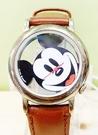 【震撼精品百貨】米奇/米妮_Micky Mouse~日本迪士尼限量米奇雙面錶/手錶#54059