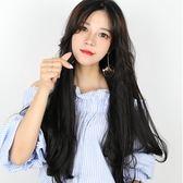 限定款假髮 韓系髮尾內彎款假髮女長捲髮蓬鬆自然大波浪逼真微捲長髮韓系可愛直髮