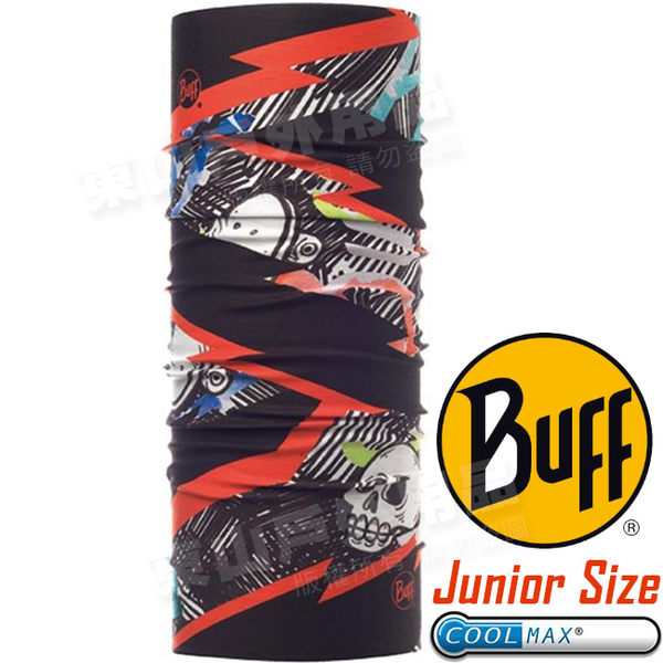 BUFF 117117.555 Junior UV Protection魔術頭巾 Coolmax防臭抗菌圍巾 東山戶外