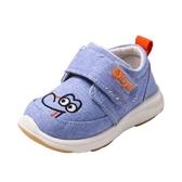 寶寶學步鞋男0-1歲春秋嬰兒鞋子1-2歲軟底防滑透氣幼兒女寶寶鞋子