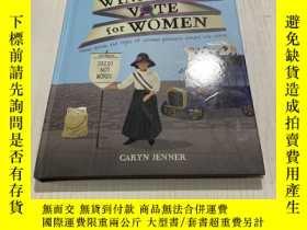 二手書博民逛書店Winning罕見the vote for womenY212829