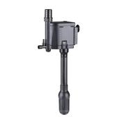 魚缸過濾器三合一靜音魚缸循環泵小型氧氣泵過濾增氧泵潛水泵【帝一3C旗艦】YTL