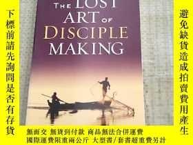 二手書博民逛書店the罕見lost art of disciple making(徒弟制作藝術的失落)平裝 庫存Y6318 L