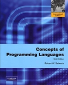 (二手原文書)Concepts of Programming Languages Intern
