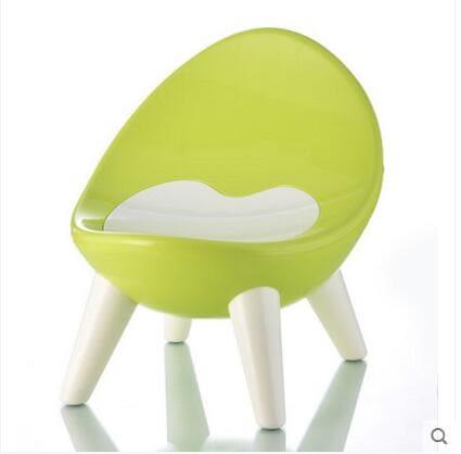 收納凳 兒童儲物小凳子小板凳幼兒園寶寶換鞋凳浴室防滑矮凳-炫彩腳丫折扣店(小號)