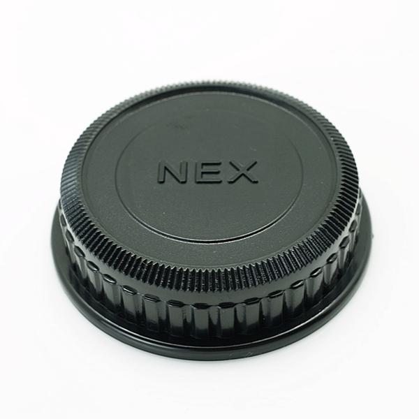 又敗家@SONY副廠鏡頭後蓋NEX鏡頭後蓋相容SONY原廠NEX專用鏡頭背蓋ALC-R1EM後蓋NEX後蓋NEX尾蓋NEX背蓋