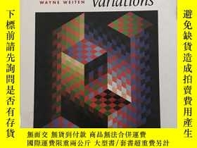 二手書博民逛書店英文原版罕見psychology themes& variati