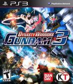 PS3 Dynasty Warriors: Gundam 3 鋼彈無雙 3(美版代購)