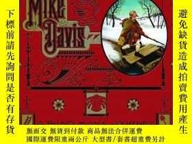 二手書博民逛書店A罕見Blind Man s Journey: The Art of Mike DavisY360448 Mi
